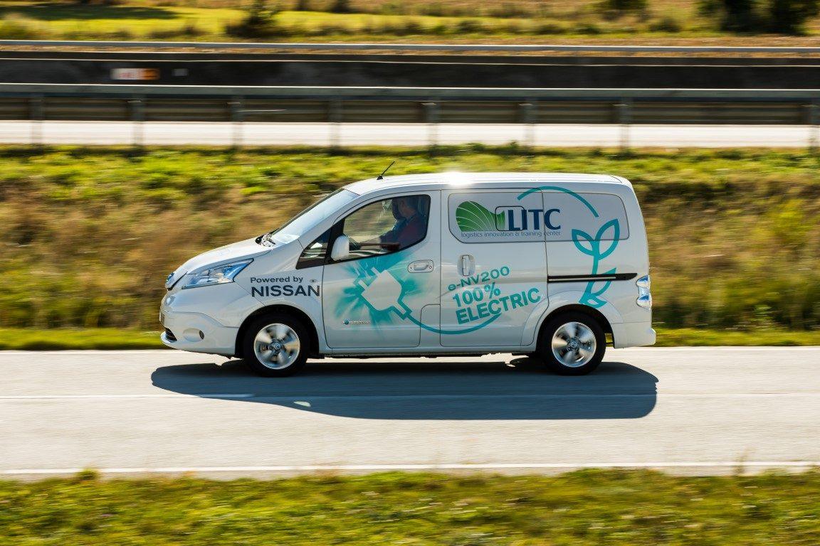 LITC elektrische minibusjes