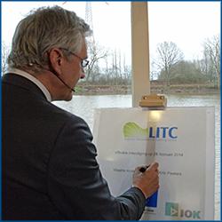 Kris Peeters huldigt LITC in